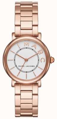 Marc Jacobs Dames marc jacobs klassiek horloge rose goudkleur MJ3527