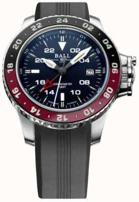 Ball Watch Company Engineer koolwaterstof aerogmt ii 42 mm blauwe wijzerplaat DG2018C-P3C-BE