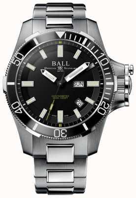 Ball Watch Company Ingenieur koolwaterstof 42mm onderzeeër oorlogvoering keramiek DM2236A-SCJ-BK