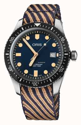 "Oris Diver's vijfenzestig limited edition ""World clean-up day"" 01 733 7720 4035-5 21 13"