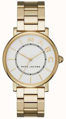 Marc Jacobs Klassieke gouden pvd-armband voor dames MJ3522
