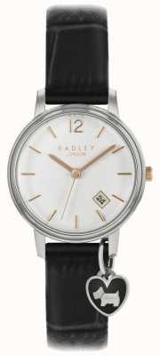 Radley Dames kleine horlogeband zwarte band RY2717