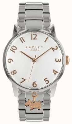 Radley Dames tweekleurig horloge RY4361