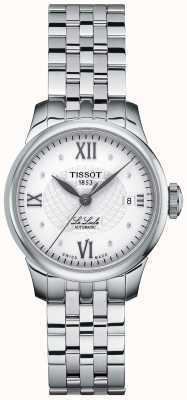 Tissot Ladies le locle dunne diamant automatisch horloge T41118316