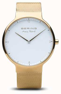 Bering Max rené | gepolijst goud 15540-334
