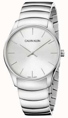 Calvin Klein Herenhorloge klassiek ook K4D21146