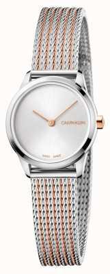 Calvin Klein Minimaal horloge K3M23B26