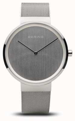 Bering Klassiek | gepolijst zilver | bering 14539-000