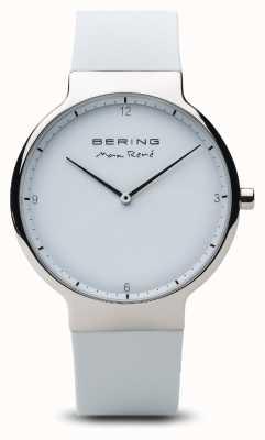 Bering Max rené | gepolijst zilver | 15540-904