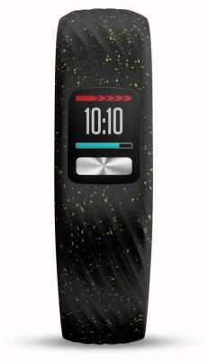 Garmin Vivofit 4 zwarte spikkels klein / medium 010-01847-12