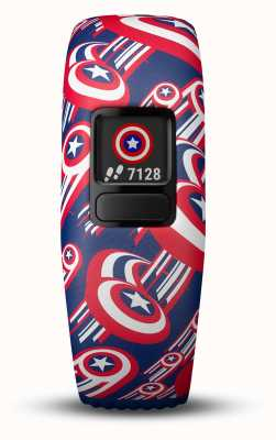 Garmin Vivofit jr2 captain america verstelbare riem 010-01909-12