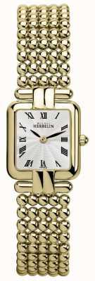 Michel Herbelin Dames | klassiek goud | perles kijken 17473/BP08