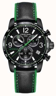 Certina Wrc gelimiteerde editie | ds podium | heren groen en zwart C0344173605710