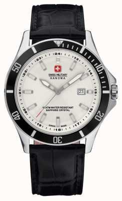Swiss Military Hanowa Zwitserse militaire Hanowa voor heren | vlaggenschip horloge 6-4161.7.04.001.07