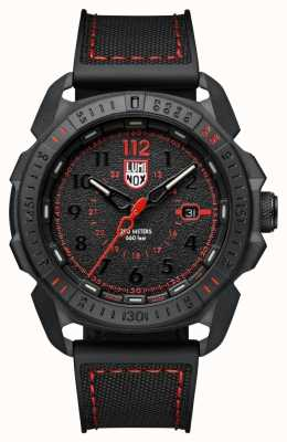 Luminox Ice-sar | arctic 1000-serie | zwarte rode wijzerplaat | XL.1002