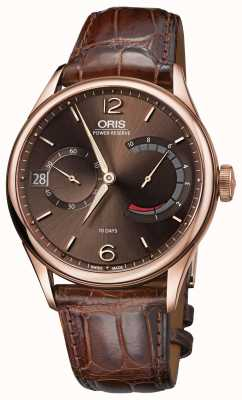 Oris Artelier kaliber 111 01 111 7700 6062-set 1 23 86