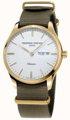 Frederique Constant | heren klassiek kwarts | FC-225ST5B5