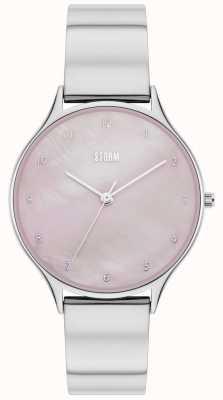 STORM   alana curvex roze horloge   47421/PK