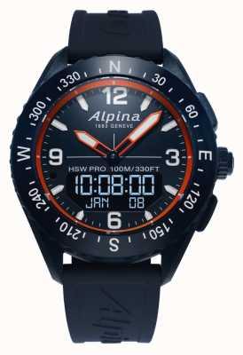 Alpina heren alpinerx | smartwatch | AL-283LNO5NAQ6