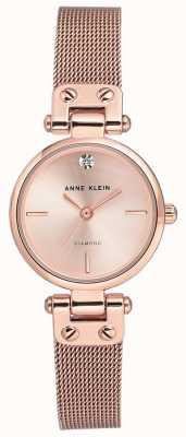 Anne Klein | kabelhorloge voor vrouwen | rose gouden tint | AK-N3002RGRG