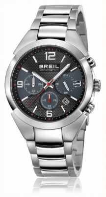 Breil | heren roestvrij stalen chronograaf horloge | TW1275