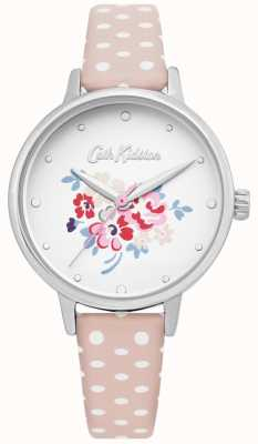 Cath Kidston | womens lucky bunch horloge | roze roze leer | CKL070P