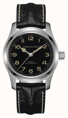 Hamilton | interstellair horloge | kaki veld murph automatisch H70605731