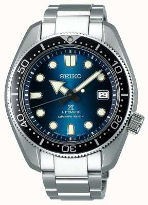 Seiko   prospex   1968 groot blauw gat   speciale editie   SPB083J1