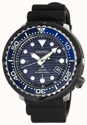 Seiko | prospex zonne | red het oceaanhorloge | SNE518P1