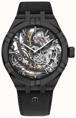 Maurice Lacroix Aikon vervaardigen skeleton limited edition pvd plated AI6028-PVB01-030-1