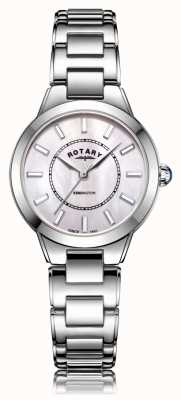 Rotary | dames armband in edelstaal | LB05375/07