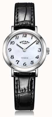 Rotary | dames roestvrij stalen armband | LS05300/68