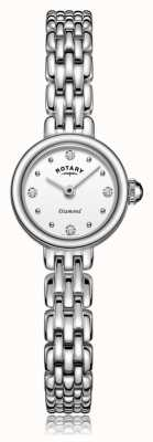Rotary | dames armband in edelstaal | LB05152/70/D
