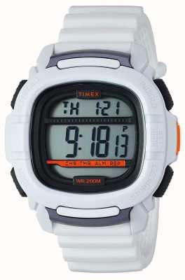 Timex   boost shock white digitaal   TW5M26400SU