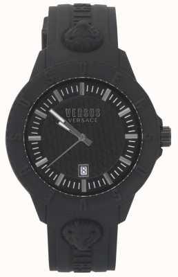 Versus Versace | dames zwart horloge | VSPOY2318