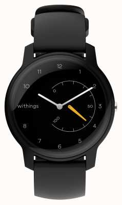Withings Verplaats de activiteitentracker zwart en geel HWA06-MODEL 1-ALL-INT