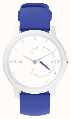 Withings Activiteitsvolger wit en blauw verplaatsen HWA06-MODEL 4-ALL-INT