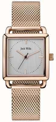 Jack Wills | dames loring rose goud | JW016SLRS