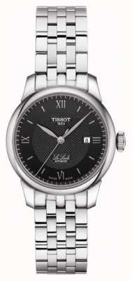 Tissot | dames le locle automatisch | roestvrijstalen armband | T0062071105800