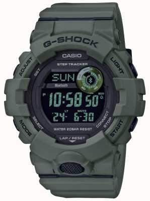 Casio | g-schok groen | bluetooth | SmartWatch GBD-800UC-3ER