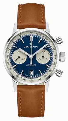 Hamilton | Amerikaanse klassieker intramatisch | automatische chrono H38416541