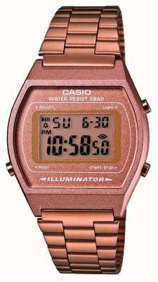 Casio Unisex | casio | vintage | rose goud B640WC-5AEF