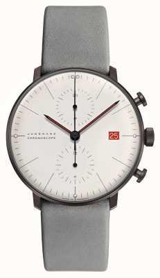 Junghans Beperkte oplage 100 jaar bauhaus max bill chronoscope 027/4902.02
