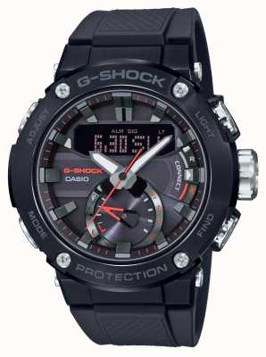 Casio G-staal g-shock bluetooth link 200 m wr rubberen band GST-B200B-1AER