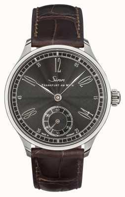 Sinn 6200 wg meisterbund i het 55-delige limited edition horloge 6200.020