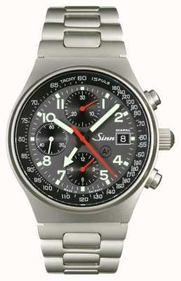 Sinn 144 st diapal de wereldtijdchronograaf 144.068