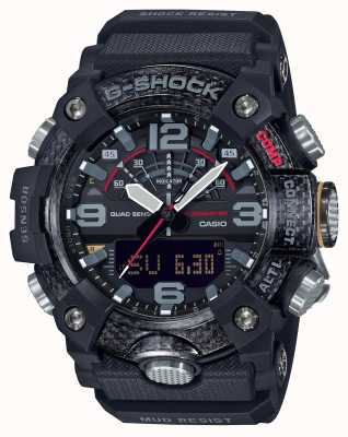 Casio Modder met koolstofkern | stopwatch | bluetooth | GG-B100-1AER