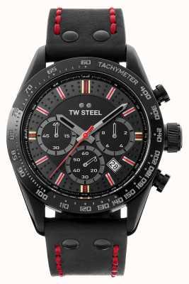TW Steel | zoon van tijd | moksha | speciale editie | chronograaf | TW987