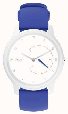 Withings Verplaats ecg | wit & blauw | activiteitstracker HWA08-MODEL 2-ALL-INT
