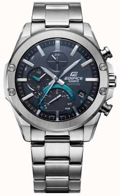 Casio Edifice heren | Bluetooth-smartphone link | roestvrij staal EQB-1000D-1AER